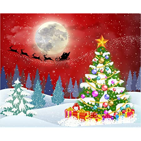 4 Pack Christmas DIY 5D Diamond Painting Kits for Adults Paint with Diamonds Rhinestone Embroidery Diamond Arts Crafts for Home Decor 12 x 12 Inches