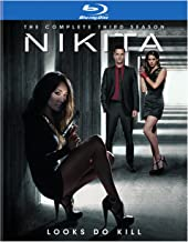 Nikita: Complete Third Season [Blu-ray] [Import]