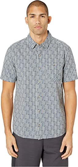Fletch Print Short Sleeve Shirt