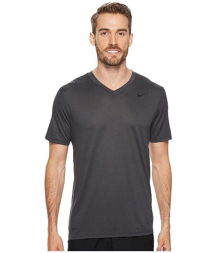 Nike Legend 2 0 Short Sleeve V Neck Tee