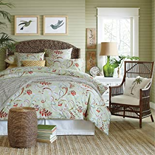 Softta Boho Luxury Farmhouse Damask Floral Bedding Paisley Modern Design King Size 3Pcs(1 Duvet Cover+ 2 Pillowcases 600 Thread Count 100% Egyptian Cotton