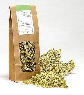 Greek Organic Bio Herb Yarrow Achillea Flower from Mount Pelion Greece - GMO/Caffeine Free