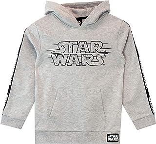 Star Wars Sudadera con Capucha para niños La Guerra de Las Galaxias