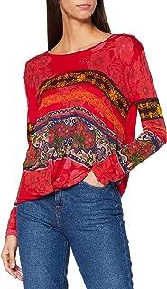 Desigual TS_yess Camiseta para Mujer
