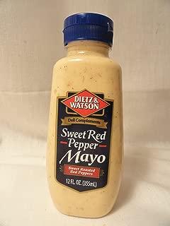 Dietz & Watson Sweet Red Pepper Mayo - 2 bottles
