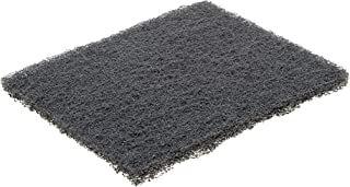 Norton Synthetic Steel Wool Pad, Polyester Fiber, 5-1/2