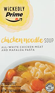Wickedly Prime Chicken Noodle Soup, 17 Ounce