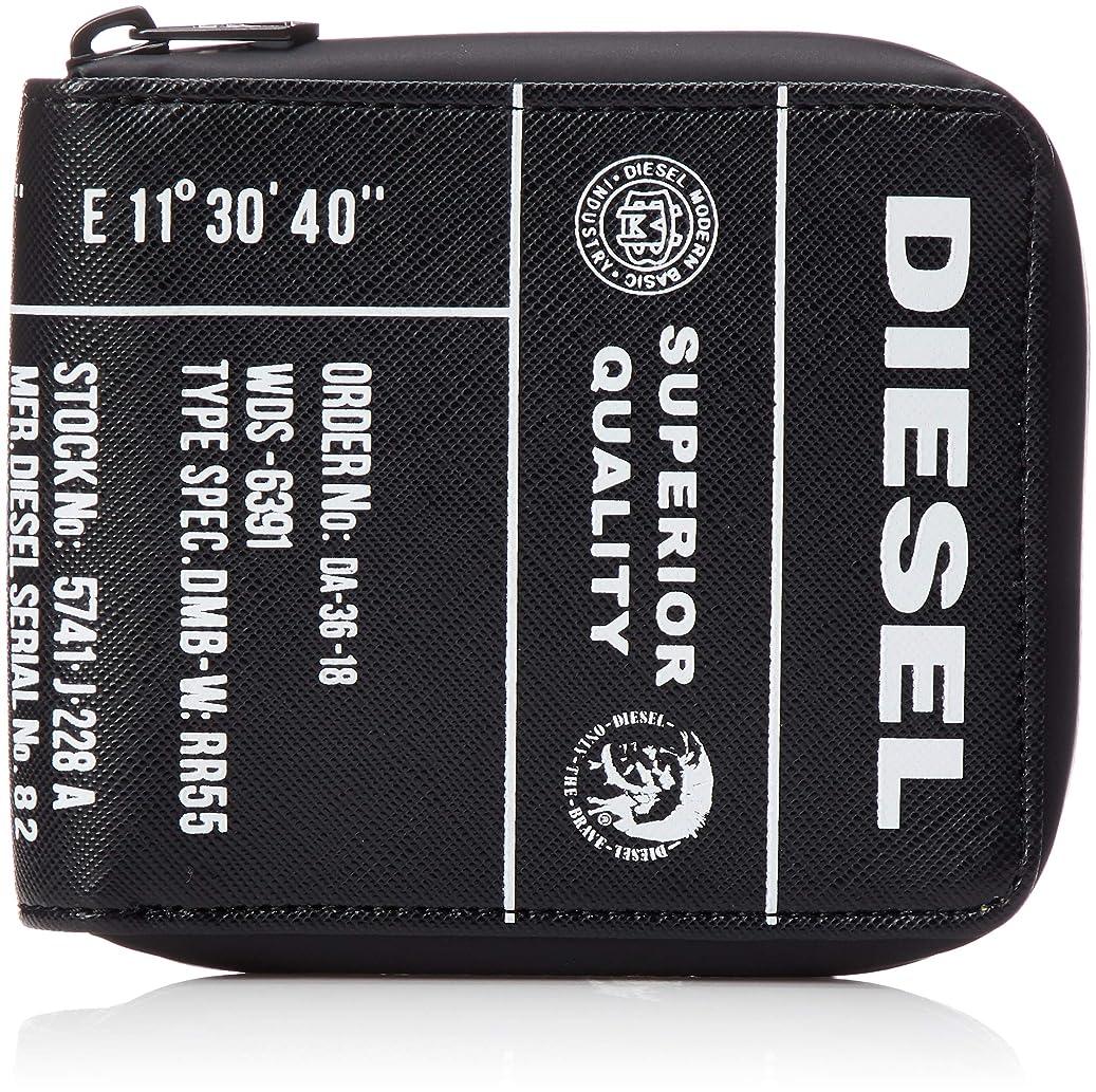 単語不毛フリンジ(ディーゼル) DIESEL メンズ 財布 二つ折り X05571P0408