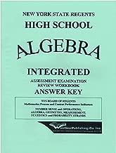 New York State Regents High School Algebra Integrated Answer key