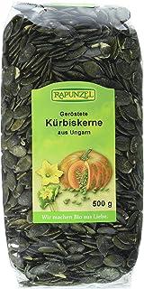Rapunzel Kürbiskerne geröstet, 1er Pack 1 x 500 g - Bio