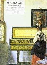 Laudate Dominum Kv339 --- Piano