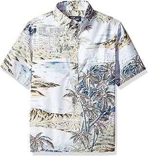 Reyn Spooner Boys' Pullover Hawaiian Shirt
