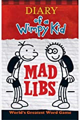 Diary of a Wimpy Kid Mad Libs Paperback