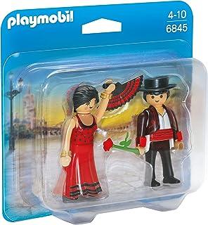 comprar comparacion PLAYMOBIL Duo Pack- Flamenco Dancers Duo Pack Bailaores Figura con Accesorios, Multicolor (6845)