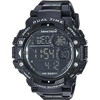 Armitron Sport Men's 40/8309 Digital Chronograph Watch (Black)