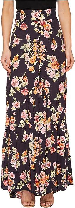 Unbutton Me Skirt