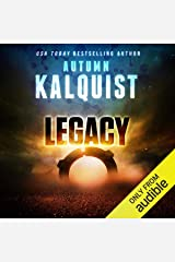 Legacy: Fractured Era Legacy, Book 1 Audible Audiobook