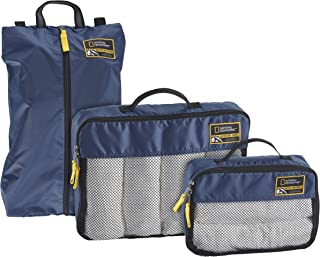 Eagle Creek National Geographic Adventure Essential Packing Set