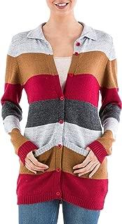 rainbow loom sweater