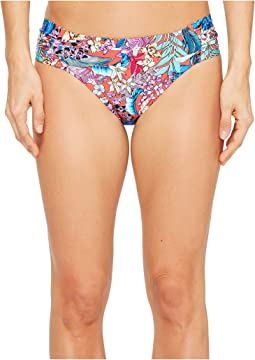 Tropical Tendencies Tab Side Hipster Bottom