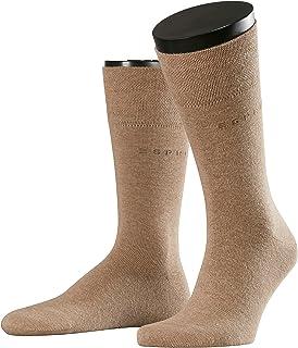 ESPRIT Esprit Socken Basic Easy 2-Pack Baumwolle Herren schwarz weiß viele weitere Farben verstärkte Herrensocken ohne Muster atmungsaktiv dünn und einfarbig im Multipack 2 Paar