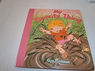 My Favorite Thing (Board Book)