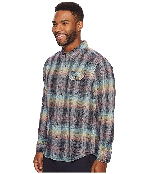 Flannel Long Sleeve Top Sabroso VISSLA wOvqXR