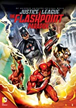 Justice League: The Flashpoint Paradox (With Bonus Features)