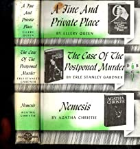 A Fine And Private Place. The Case of the Postponed Murder. Nemesis. (Three Stories in One Volume)