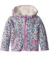 Joules Kids Reversible Fleece Zip-Up Jacket (Infant)