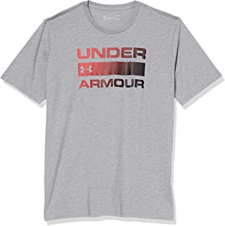Under Armour Men's Wordmark Short Sleeve Top