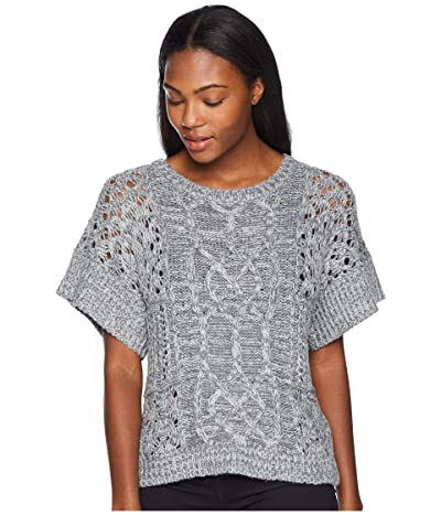 Prana Patchwork Sweater (Gravel) Women