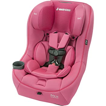 Maxi-Cosi Pria 70 Convertible Car Seat, Pink Berry