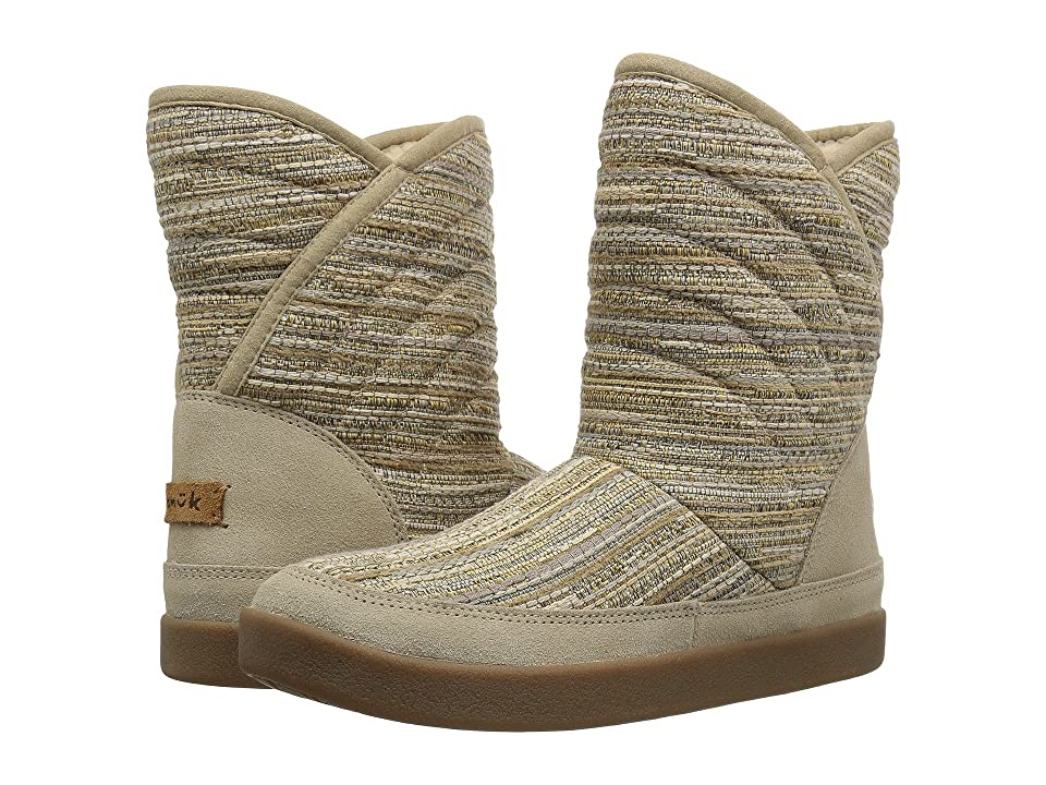 Sanuk Big Bootah (Natural Boho) Women