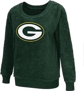 Green Bay Packers Women's G-III NFL Guide Premium Sherpa Sweater Shirt