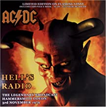 AC/DC: Hell's Radio - The Legendary Hammersmith Odeon Broadcast - Flamin [Winyl]