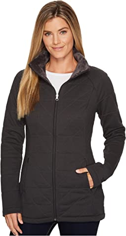 The North Face Knit Stitch Fleece Jacket