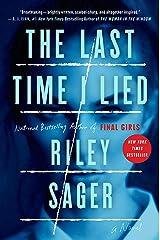 The Last Time I Lied: A Novel (English Edition) eBook Kindle