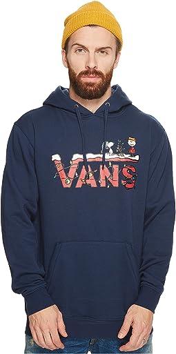 Vans - Vans X Peanuts Holiday Pullover Hoodie