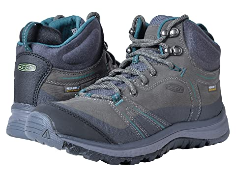 0ebe9472a Keen Terradora Leather Mid Waterproof at Zappos.com