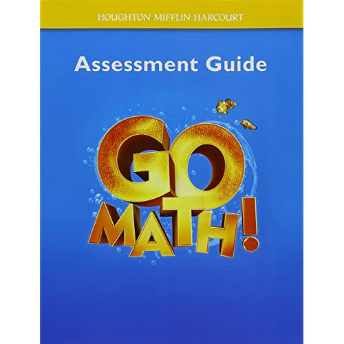Go Math Kindergarten: Amazon com