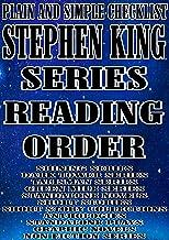 STEPHEN KING: SERIES READING ORDER: PLAIN AND SIMPLE CHECKLIST [SHINING SERIES, DARK TOWER SERIES, TALISMAN SERIES, GREEN ...