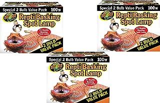 Best zoo med basking spot lamp 100w Reviews