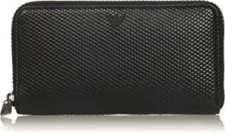Armani Jeans Mens Embossed Bifold Wallet