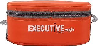 Milton Executive Plastic Lunch Box, Multicolour
