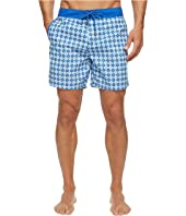 Mr. Swim - Star Tile Printed Chuck Boardshorts