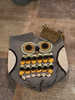 Owl Sleep Sac
