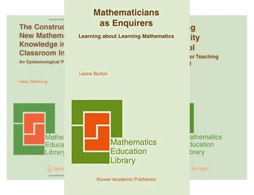 Mathematics Education Library (48 Book Series)