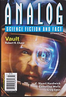 Analog Science Fiction and Fact, July-August 2019