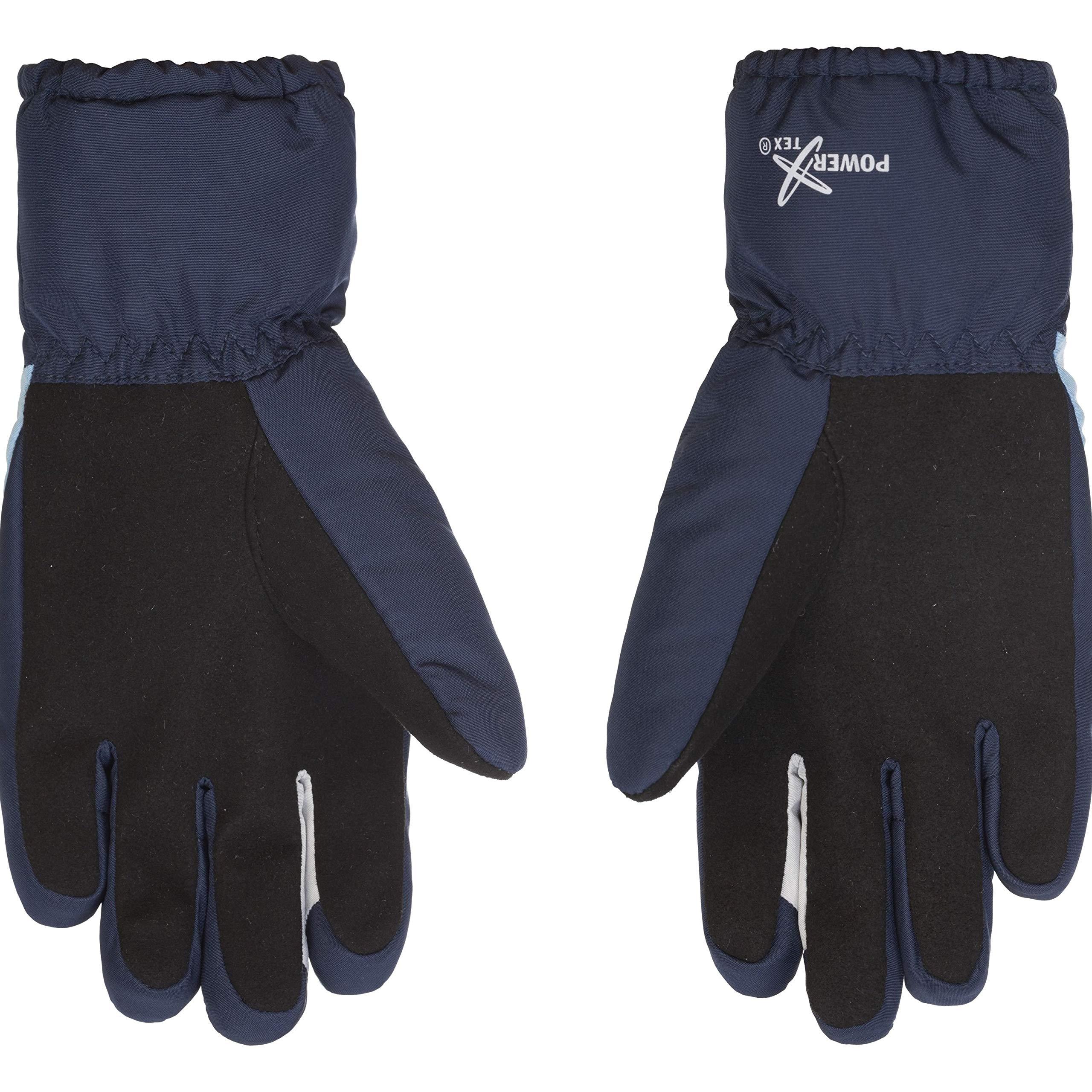 SALEWA Kinder PUEZ PTX K GLOVES Handschuhe, Poseidon, 152